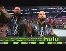 【WWE】エンツォ&ビッグ・キャス vs ギャローズ&アンダーソン【HIAC16】
