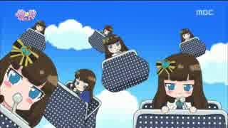【韓国版】プリパラ - 白玉みかんと黒須あ