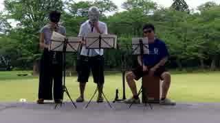 ガールズ&パンツァーより2曲A管クラリネットで演奏してみた