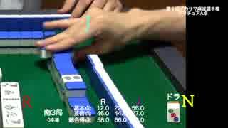 第1回イカサマ麻雀選手権 南3局 (Part