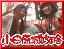 【描いてみた合作】2人で小田原城攻略!【HybridCafe】