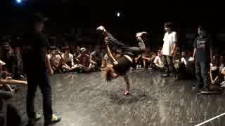 アニソン2on2ダンスバトル『あきばっか~の vol.10』BEST16第八試合