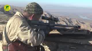 173人のISISを射殺したスナイパー(2015.5