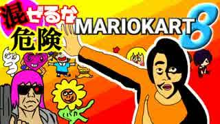 【ズズ視点】混ぜるな危険マリオカート8【