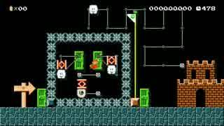 Right Left Rig・・・【Super Mario Maker】