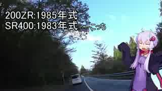 年上のバイクとツーリングPart 2【結月ゆ