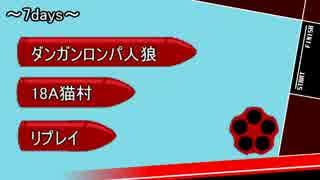 【ダンロン人狼リプレイ】18A猫村 ~7ays~