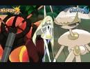 【ポケモンSM】戦闘!マザービースト ルザミーネ【30分耐久】
