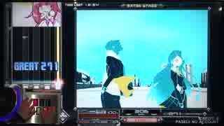 【beatmania IIDX】 Breakin' Chain (SPA) 【SINOBUZ】 ※手元付き