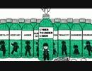 【人力モブサイコ100】モブでサイバー・サンダー・サイダー【UTAU式人力】