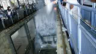 【注意】 津波1mの破壊力が撮影された動画