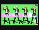 【MMD】進撃四兵団合同ダンス【LaLaL危】