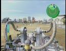 地球防衛軍3 体力200で1→265(ハデスト編) 16.巨大生物増殖