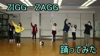 【福島】ZIGG-ZAGGを踊ってみた【踊ってみた】