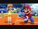 【実況】ぽんこつ配管工(26)の休暇 突然のテニス でたわむれる