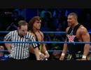 【SmackDown Live】 Chad Gable vs Tyler Breeze 2016年12月6日