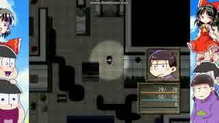 【巫女と六つ子が行く】 恐怖体験 ゆっくりおそ松ホラーゲームMIRROR part4