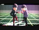 【MMDおそ松さん+人力】パーカー松でWAVE【コラボ】