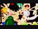 【東方MMD】妖怪の山主催!除夜のくすぐり祭り【健全煩悩排除】【F/M】