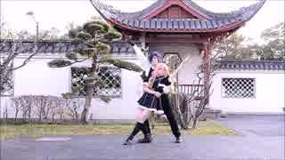 [刀剣乱舞]燭台切+乱でカンタレラ踊って