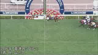 【競馬】モーリス 全レースダイジェスト