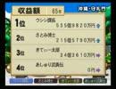 PS2版「桃鉄16」実況プレイ!part9 ウシシ(生放送主)