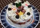 【あの菓子パンを使ってできる!】クリスマスケーキの作り方