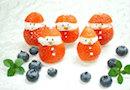 可愛いイチゴのサンタクロースでクリスマスの注目を独り占め!