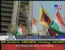 【TV9 Telugu】 聖火リレーの報道