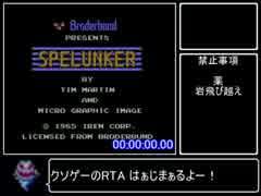 スペランカーRTA_6分56秒
