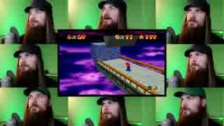 スーパーマリオ64「クッパへの道」のアカペラ