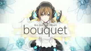 tika 2nd album 「bouquet 」XFD