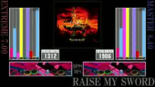 【GITADORA】RAISE MY SWORD【Re:EVOLVE】