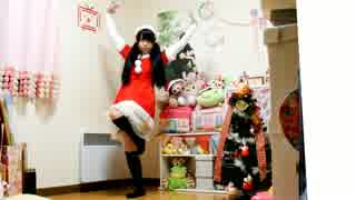 【前ちゃん。】ぼくとわたしとニコニコ動画 踊ってみた【クリスマス!】