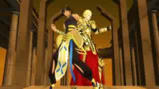 【Fate/MMD】古代王のおこちゃま戦争