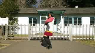 【月猫】 恋ダンスを踊ってみた 【踊り始め】
