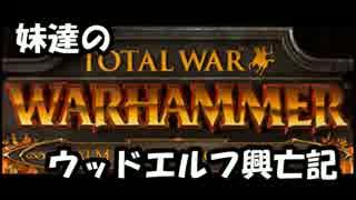 【Total War: WARHAMMER】妹達の、ウッド