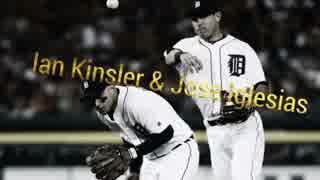 【MLB】 華麗! I.キンスラー&J.イグレ