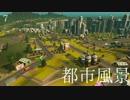 都市を望む風景#7【Cities Skyline】