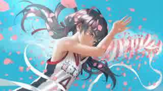 【由利亜】花痕-shirushi- を歌いました。