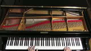 ドラクエ6の「空飛ぶベッド」を弾いてみた【ピアノ】