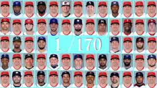【MLB】2016年版メジャーファンが選ぶ1/170【パワーヒッター部門】&WBC特集