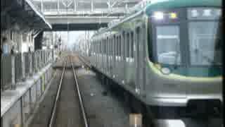 【前面展望】多摩川→蒲田【東急多摩川線】