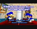 [スーパーマリオ64]雪に閉ざされて