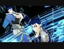 【Fate/MMD】ランサーとキャスターでロゼッタ