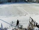 岩間山荘雪景色2