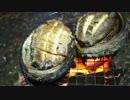 アウトドアをやろう!「巨大高級アワビをたき火で食べるぞ」 in 八丈島
