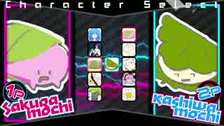 【maras k】 Sakuramochi Battle 【kors k ☓ まらしぃ】 thumbnail