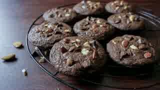 音フェチ | ダブルチョコクッキー