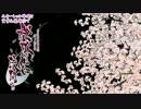 スカーレット姉妹と霊夢&魔理沙で桜降る代に決闘を(OPのみ)